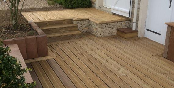 terrasse bois 78 yvelines