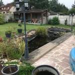 Réaménagement bassin Rosny sur Seine