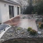 terrasse bois exotique yvelines