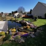 paysagiste creation bassin 78